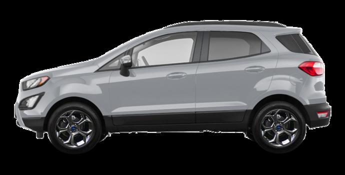2018 Ford Ecosport SES   Photo 4   Moondust Silver
