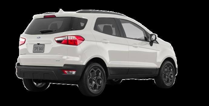 2018 Ford Ecosport SES   Photo 5   Diamond White