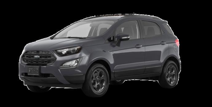 2018 Ford Ecosport SES   Photo 6   Smoke