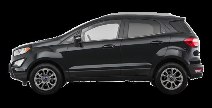 2018 Ford Ecosport TITANIUM | Photo 4 | Shadow Black