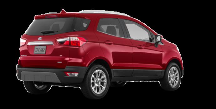2018 Ford Ecosport TITANIUM | Photo 5 | Ruby Red Metallic