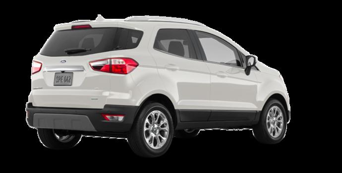 2018 Ford Ecosport TITANIUM | Photo 5 | Diamond White