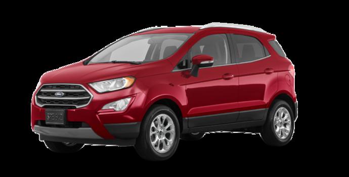2018 Ford Ecosport TITANIUM | Photo 6 | Ruby Red Metallic