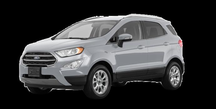 2018 Ford Ecosport TITANIUM | Photo 6 | Moondust Silver