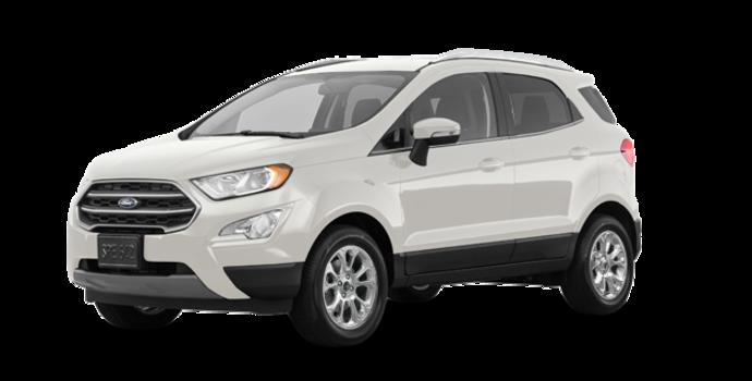 2018 Ford Ecosport TITANIUM | Photo 6 | Diamond White