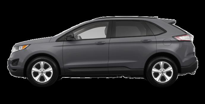 2018 Ford Edge SE   Photo 4   Magnetic Metallic