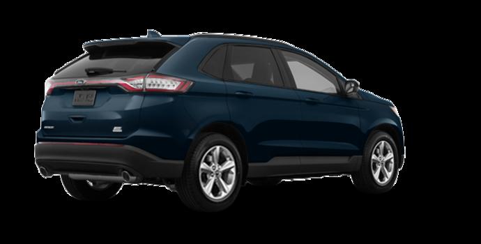 2018 Ford Edge SE   Photo 5   blue metallic