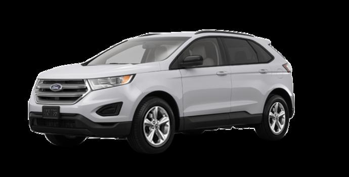 2018 Ford Edge SE   Photo 6   Ingot Silver Metallic