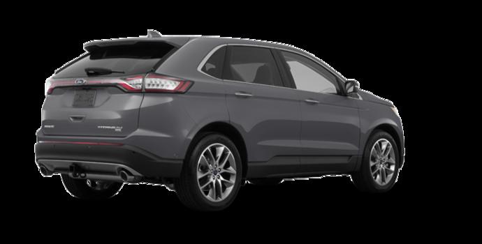 2018 Ford Edge TITANIUM   Photo 5   Magnetic Metallic