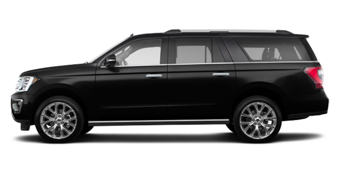 2018 Ford Expedition LIMITED MAX | Photo 4 | Shadow Black