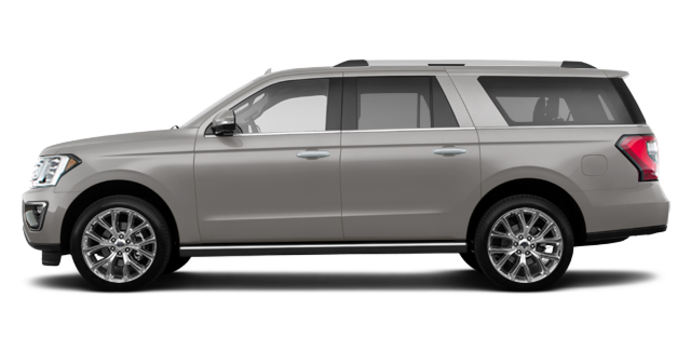 2018 Ford Expedition LIMITED MAX | Photo 4 | Stone Grey