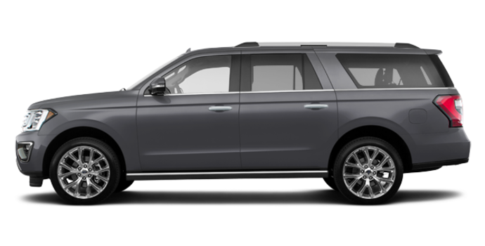 2018 Ford Expedition LIMITED MAX | Photo 4 | Magnetic Metallic