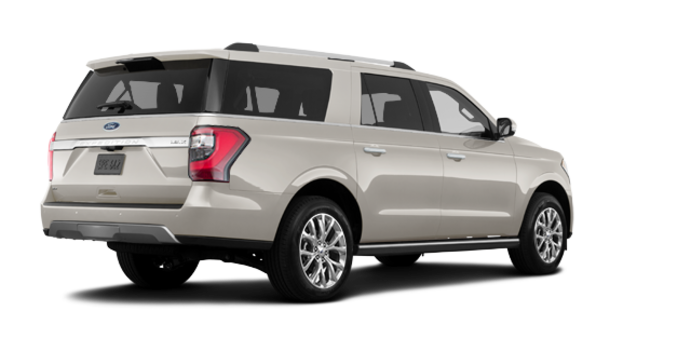 2018 Ford Expedition LIMITED MAX | Photo 5 | White Gold