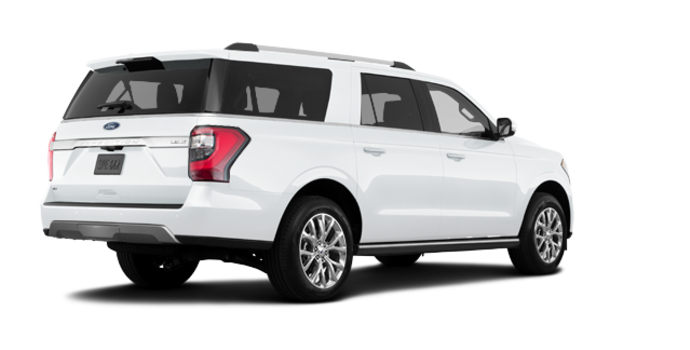 2018 Ford Expedition LIMITED MAX | Photo 5 | Oxford White