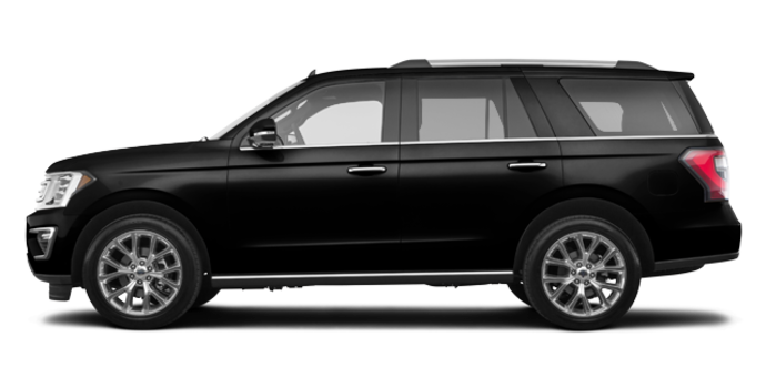 2018 Ford Expedition LIMITED | Photo 4 | Shadow Black