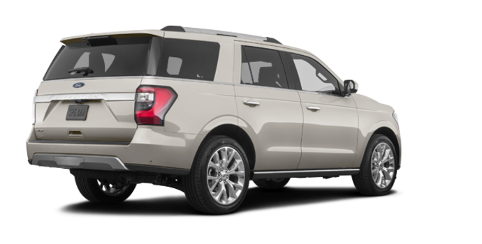 2018 Ford Expedition LIMITED | Photo 5 | White Gold