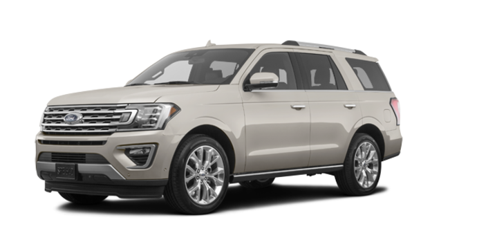 2018 Ford Expedition LIMITED | Photo 6 | White Gold