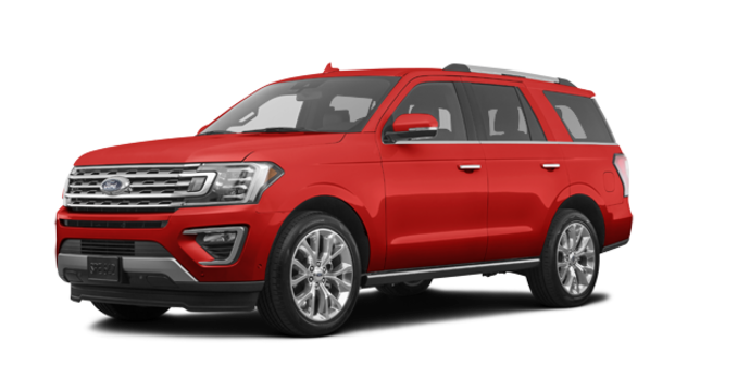 2018 Ford Expedition LIMITED | Photo 6 | Ruby Red Tinted Clear Metallic