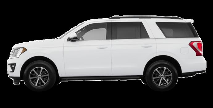 2018 Ford Expedition XLT | Photo 4 | White Platinum Metallic Tri-Coat
