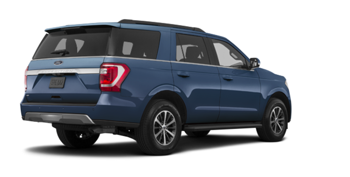 2018 Ford Expedition XLT | Photo 5 | blue metallic