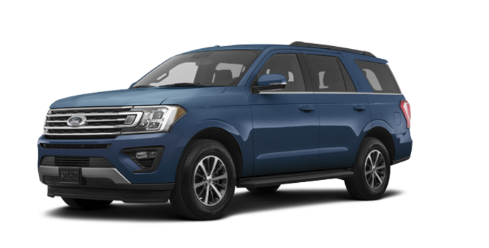 2018 Ford Expedition XLT | Photo 6 | blue metallic