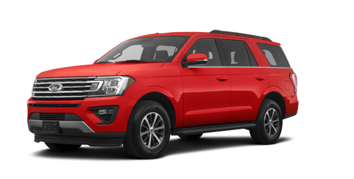 2018 Ford Expedition XLT | Photo 6 | Ruby Red Tinted Clear Metallic