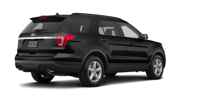 2018 Ford Explorer BASE | Photo 5 | Shadow Black