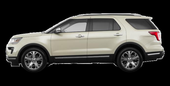 2018 Ford Explorer PLATINUM | Photo 4 | Platinum Dune Metallic