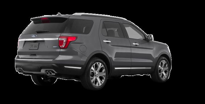 2018 Ford Explorer PLATINUM | Photo 5 | Magnetic Metallic