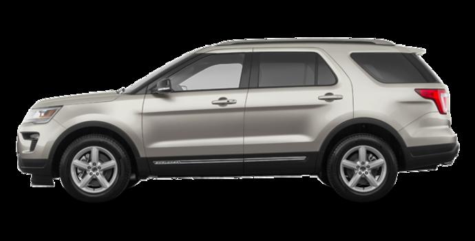 2018 Ford Explorer XLT | Photo 4 | Platinum Dune Metallic