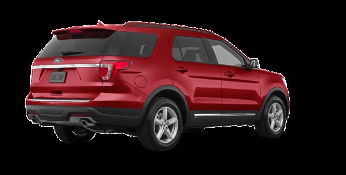 2018 Ford Explorer XLT | Photo 5 | Ruby Red Metallic