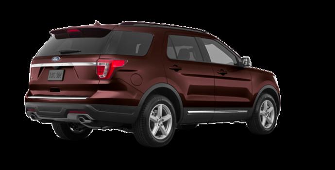 2018 Ford Explorer XLT | Photo 5 | Cinnamon Glaze