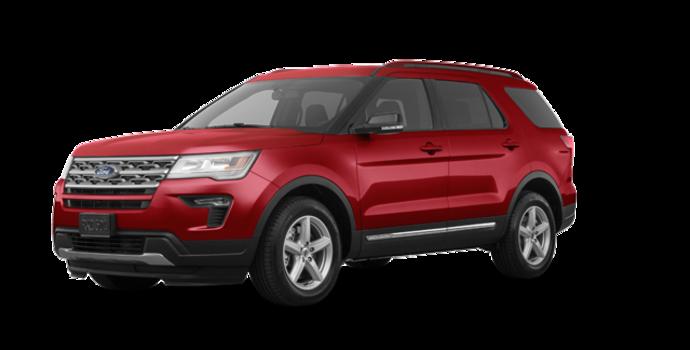 2018 Ford Explorer XLT | Photo 6 | Ruby Red Metallic