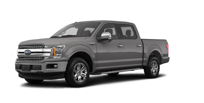2018 Ford F-150 LARIAT   Photo 6   Lead Foot