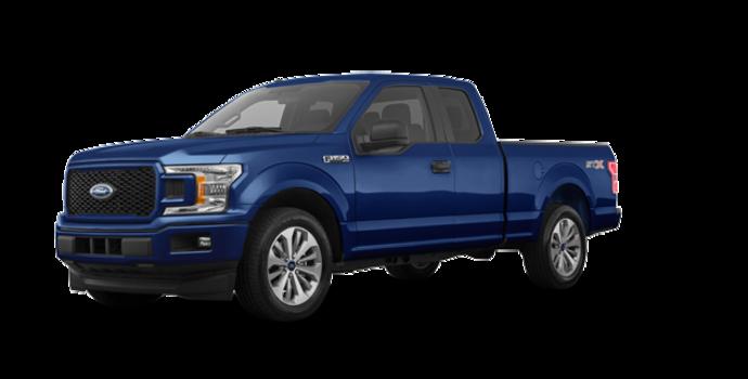 2018 Ford F-150 XL | Photo 6 | Blue Jeans Metallic