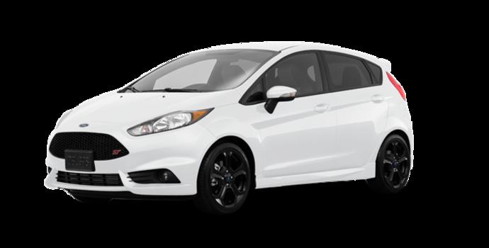 2018 Ford Fiesta Hatchback ST   Photo 6   White Platinum
