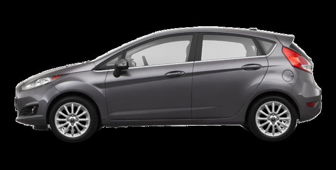 2018 Ford Fiesta Hatchback TITANIUM | Photo 4 | Magnetic