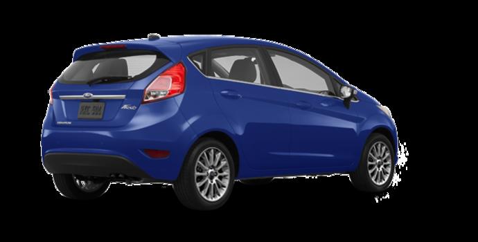 2018 Ford Fiesta Hatchback TITANIUM | Photo 5 | Lightning Blue