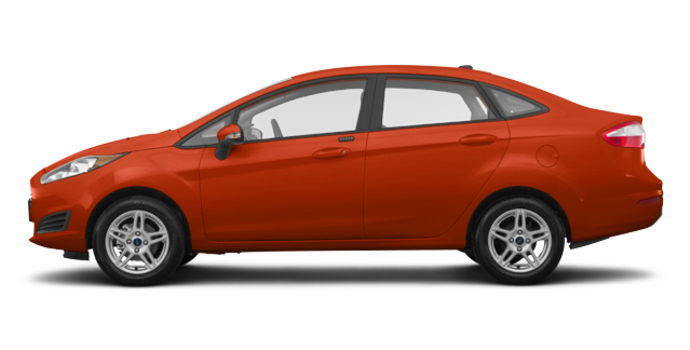 2018 Ford Fiesta Sedan SE | Photo 4 | Hot Pepper Red