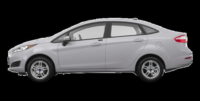 2018 Ford Fiesta Sedan SE | Photo 4 | Ingot Silver