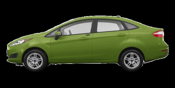 2018 Ford Fiesta Sedan SE | Photo 4 | Outrageous Green