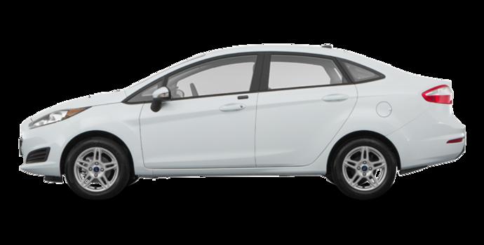 2018 Ford Fiesta Sedan SE | Photo 4 | Oxford White