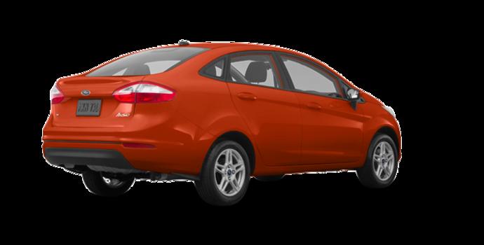 2018 Ford Fiesta Sedan SE | Photo 5 | Hot Pepper Red