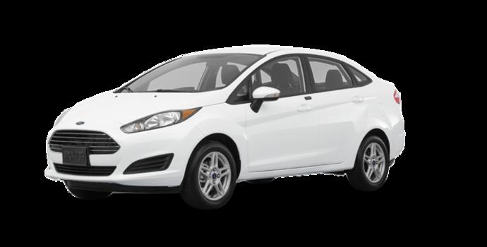 2018 Ford Fiesta Sedan SE | Photo 6 | White Platinum
