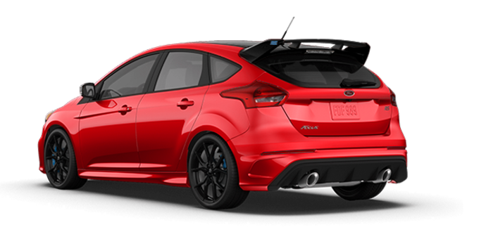 2018 Ford Focus Hatchback RS | Photo 5 | Race Red