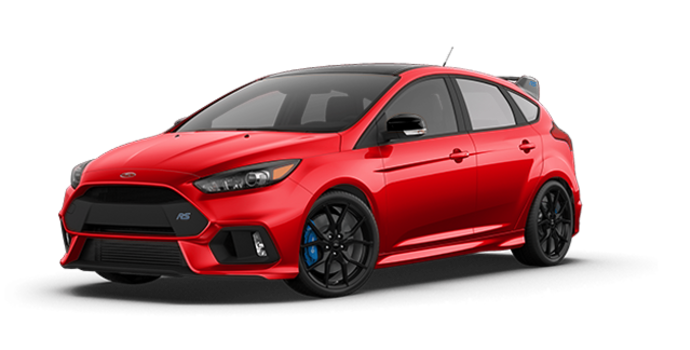 2018 Ford Focus Hatchback RS | Photo 6 | Race Red
