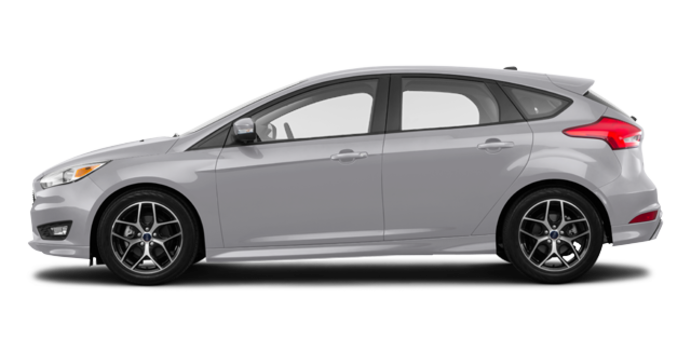 2018 Ford Focus Hatchback SE | Photo 4 | Ingot Silver Metallic