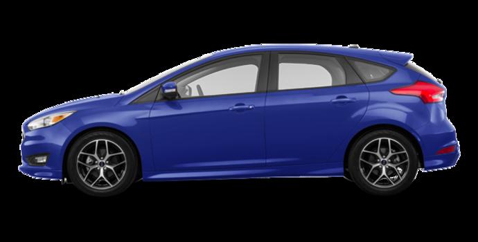 2018 Ford Focus Hatchback SE | Photo 4 | Lightning Blue