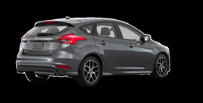 2018 Ford Focus Hatchback SE | Photo 5 | Magnetic Metallic