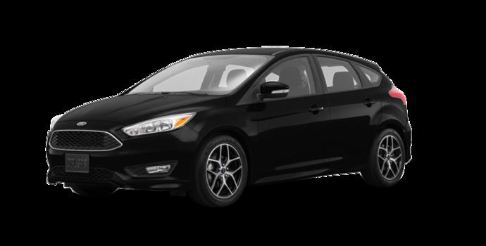 2018 Ford Focus Hatchback SE | Photo 6 | Shadow Black